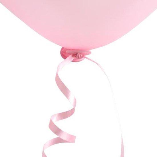 Goedkope Baby roze snelsluiters ballonnen.