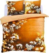 Inspirations - Dekbedovertrek - Katoen - 240 x 200/220 - Blossom Yellow