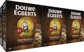 Douwe Egberts Espresso Sticks Oploskoffie  - 6 x 25 zakjes