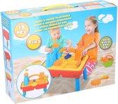 Eddy Toys Zand- En Watertafel Junior 54 X 45 X 31 Cm