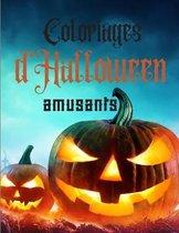 Coloriages d'Halloween amusants