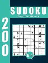 Sudoku Erwachsene Leicht Bis Medium Band 4