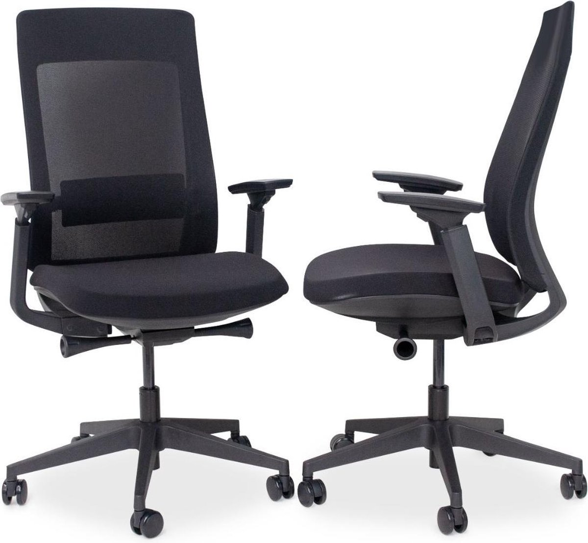 MRC PRO Design | Ergonomische bureaustoel | zachte wielen