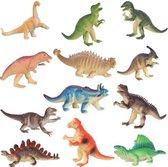 Dinosaurus set - XL set van dinosaurussen - Speelgoed set - Dino - Speelgoedfiguren - XL SET - LIMITED EDITION