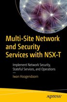 Multi-Site Network and Security Services with NSX-T