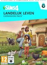 De Sims 4: Landelijk Leven - Uitbreidingsset - Windows/Mac (Code in a Box)