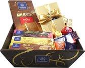 Chocolade Cadeau | Leonidas Bonbons | Luxe Cadeaupakket | Feestelijk Ingepakt