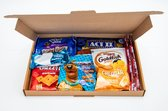 Amerikaans Snoep en Snack Pakket 7 producten