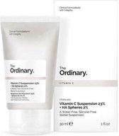 The Ordinary™ - Vitamin C Suspension 23% + HA Spheres 2% - vitamine C crème - The Ordinary