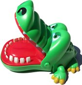 Krokodil Met Kiespijn   Krokodil Met Tanden   Bijtende Krokodil   Krokodil Spel   Party Spel   Feestspel   Drankspel   Kansspel   Kinderspel   Kinderen en Volwassenen   Plastic