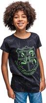 Harry Potter - Glow in the dark -  kinder/tiener - T-shirt - maat  134/140