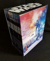 Star wars saga Bo01. box met 14 hardcovers