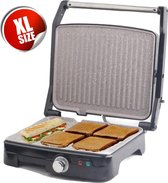 Royal Swiss | XL Contact Health Grill | 1800W
