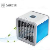 Auctic -  2 in 1 Mobiele Airco - Ventilator - Luchtbevochtiger - Aircooler/Luchtkoeler - Mini Airco