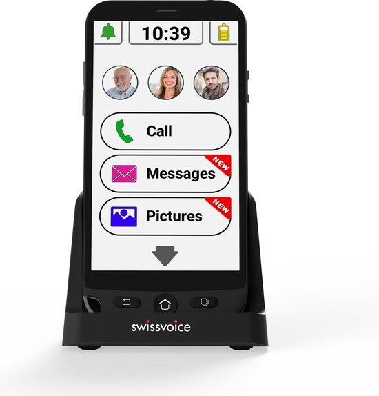 bol.com | SwissVoice G50 Senioren Smartphone
