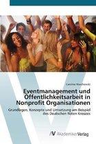Eventmanagement und OEffentlichkeitsarbeit in Nonprofit Organisationen