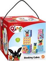 Bing stapelkubus - educatief speelgoed - Multi Color