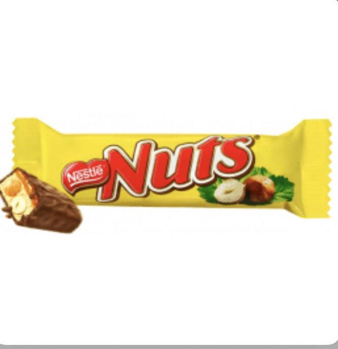 Nuts single - 24 x 42 gram
