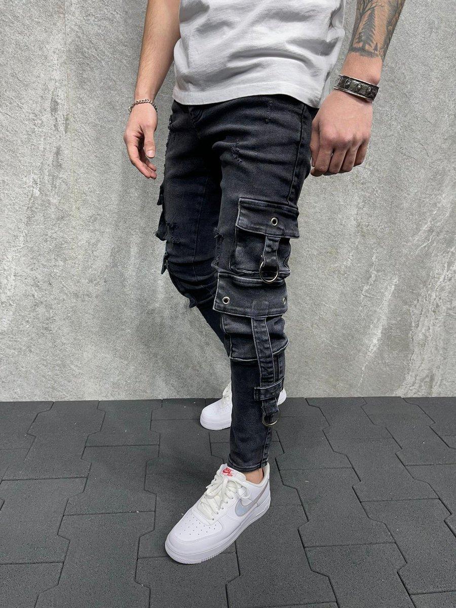 Jack & Jones Heren Jeans GLENN Slim fit W34 X L32