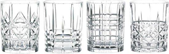 Nachtmann Highland Whiskeyglazen - Tumbler set van 4 - 345 ml