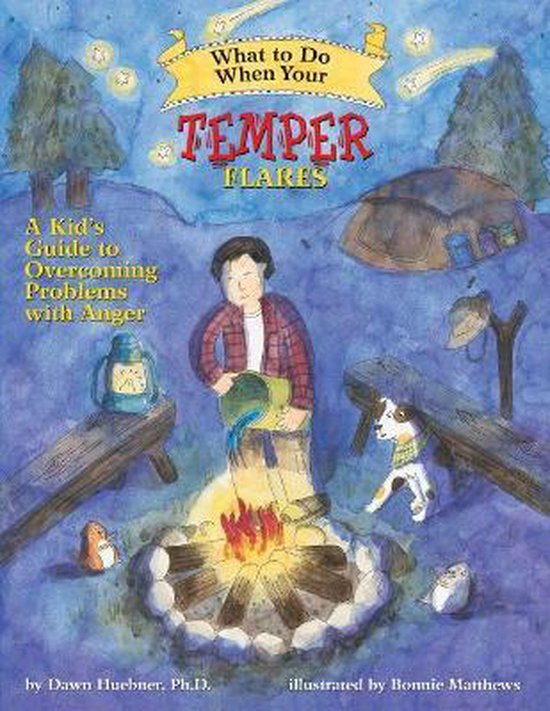 Omslag van What to Do When Your Temper Flares