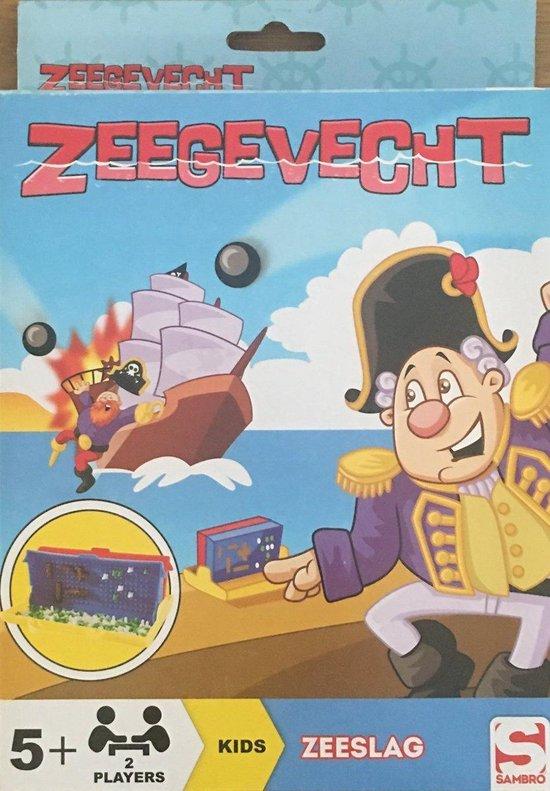 Afbeelding van het spel Sambro Zeegevecht - Actiespel