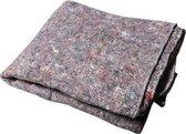 Premium Verhuisdeken - Opslagdeken - 150 x 200 CM - Extra sterk - Gerecycled Materiaal - Bescherm uw spullen - Voor inpakken opslag en verhuizen - Kwaliteit