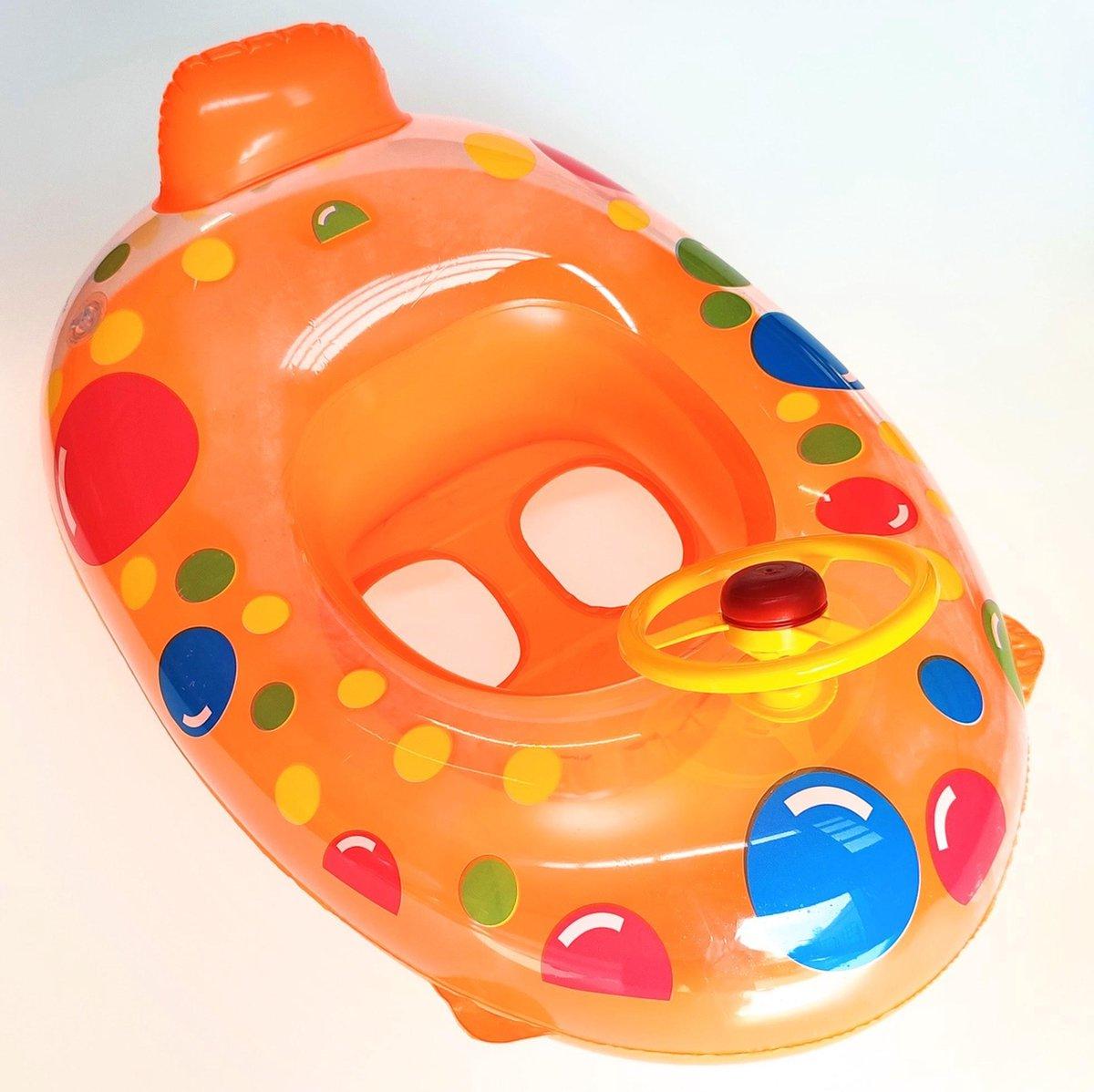 Jobber Toys Bootje - Baby Float Rubber Boot - WILLEKEURIGE KLEUR