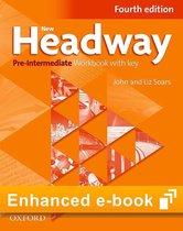 NHW - Pre-Int 4th edition (olb) wb e-book card with access c