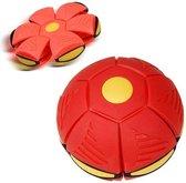 TREND ZOMER 2021 LED lamp YooM Frisball rood TikTok hit frisbee bal