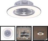 Proventa Premium LED Plafondlamp 60 cm met ventila