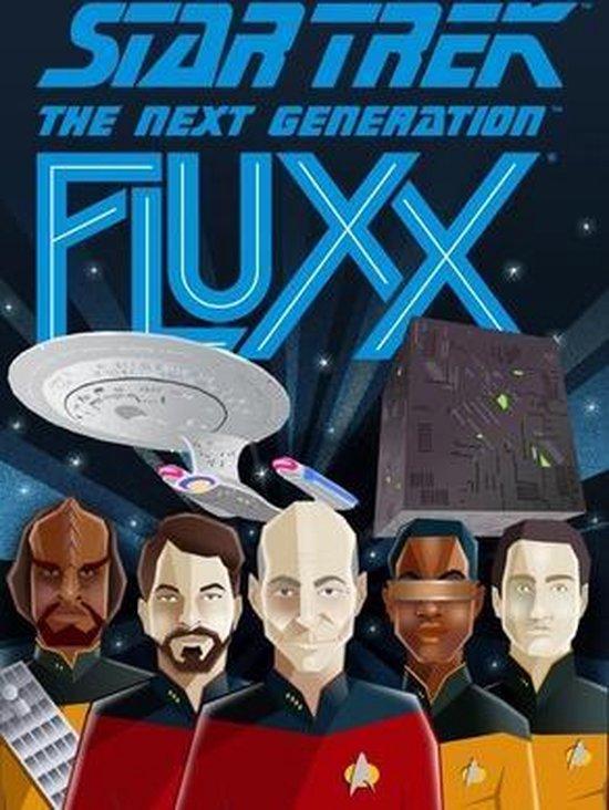 Thumbnail van een extra afbeelding van het spel Star Trek the next generation Fluxx