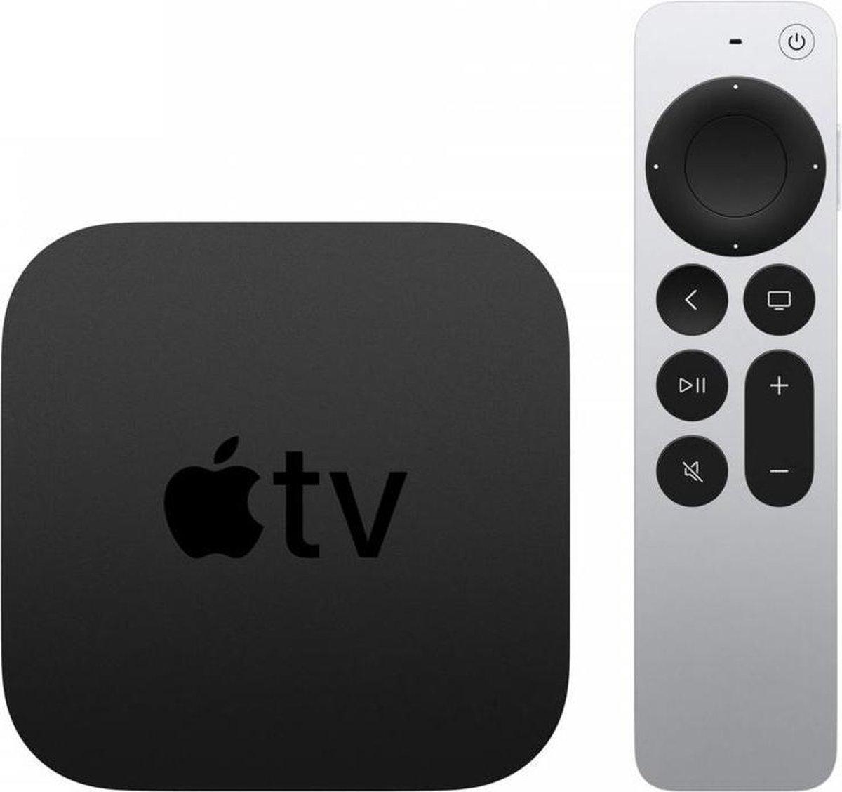 Apple TV (2021) - 4K - 32GB