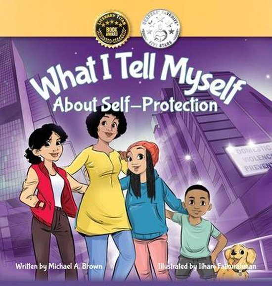 Boek cover What I Tell Myself About Self-Protection van Michael A Brown (Hardcover)