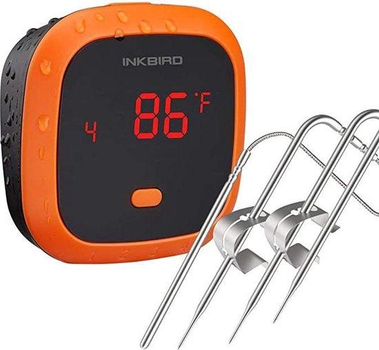 InkBird IBT-4XC Smart Wireless BBQ Thermometer