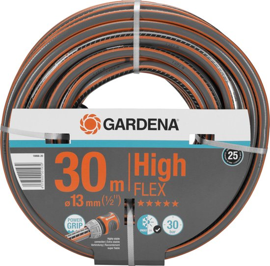 GARDENA Comfort HighFlex Tuinslang - 30 Meter - 13 mm