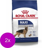 Royal Canin Maxi Adult - Hondenvoer - 2 x 10 kg
