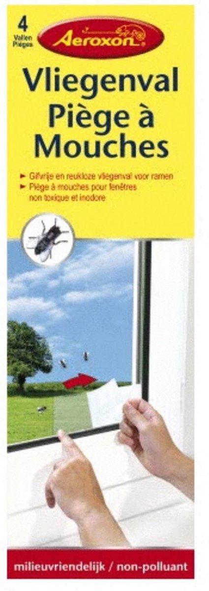 Aeroxon vliegenval voor ramen