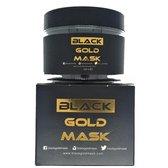 Black Gold peel off masker - Gezichtsmasker - Blackhead remover mask 100ML - Tegen mee-eters en acne