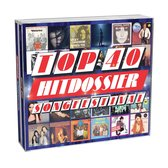 CD cover van Top 40 Hitdossier - Songfestival van Top 40