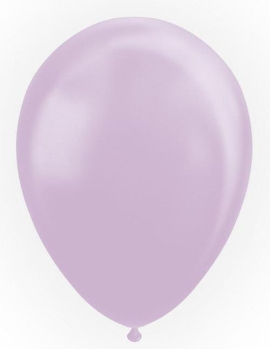 Globos Ballonnen 30,5 Cm Latex Lavendel Parelmoer 25 Stuks