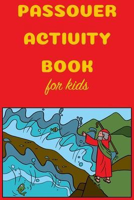 Passover Activities for Kids