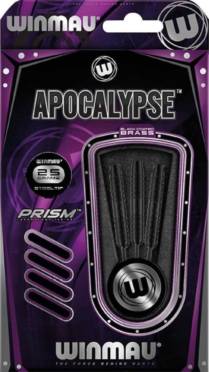 Winmau Apocalypse 3 Brass - 25 gram