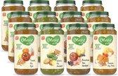 Olvarit Variatiemenu Maaltijd - babyhapje vanaf 12+ maanden - 4 smaken...