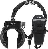 AXA Defender Ringslot incl RLC insteekketting in tas - ART2 - Zwart