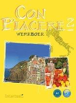 Afbeelding van Con piacere 2 werkboek