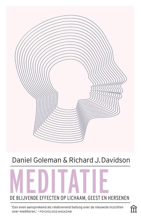 Boek cover Meditatie van Daniel Goleman (Paperback)