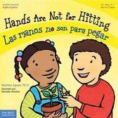 Omslag Hands Are Not for Hitting / Las Manos No Son Para Pegar