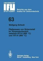 Flie pressen Von Sintermetall Im Temperaturbereich Zwischen 873 K (600 c) Und 1173 K (900 c)