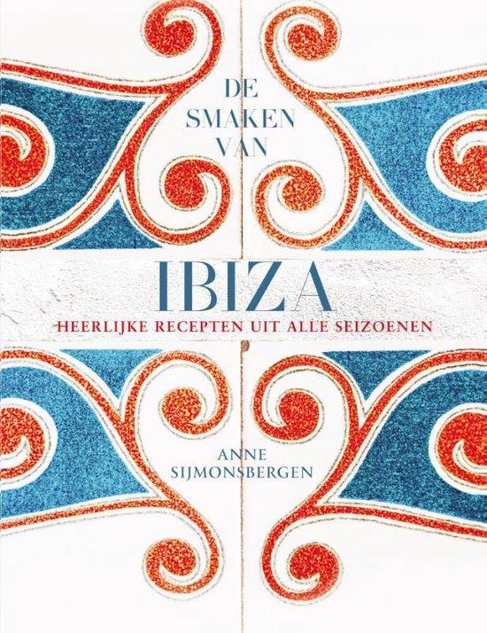 Het Ibiza kookboek - Anne Sijmonsbergen |